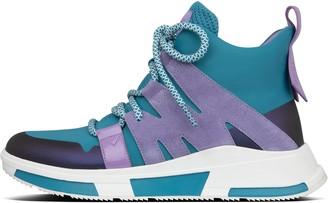 FitFlop Carita High-Top Sneakers