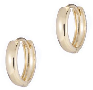 Ariel Gordon Skinny Tire Huggies Earring
