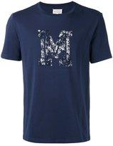Maison Margiela M print T-shirt - men - Cotton - 46