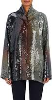 BY. Bonnie Young Women's Sequined Ombré Pullover Top