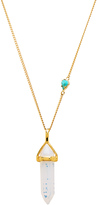 Wanderlust + Co x REVOLVE Celeste Opal Necklace