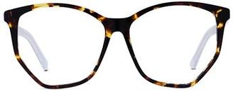 Christian Dior Spirit 56MM Butterfly Optical Glasses