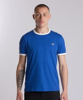 Fred Perry Ringer Tape T-Shirt
