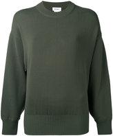 DKNY open back jumper - women - Nylon - S