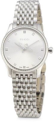 Gucci 29 Mm G-Timeless Slim Watch