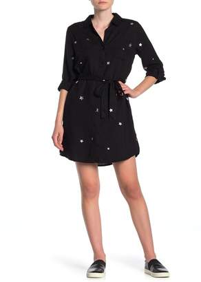 Velvet Heart Anita Star Waist Tie Dress