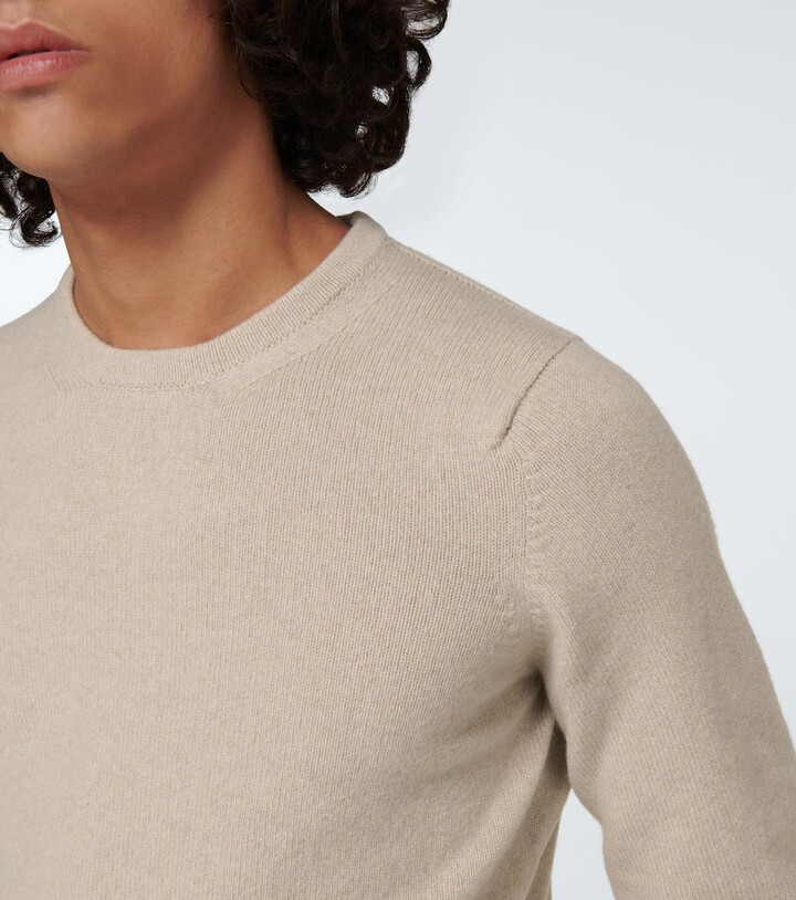 Thumbnail for your product : John Smedley Niko wool and cashmere sweater