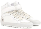 Etoile Isabel Marant Bessy Leather Sneakers