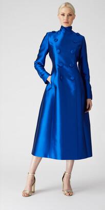Nardos Double Breasted Evening Coat