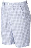 Apt. 9 Men's Modern-Fit Plaid Seersucker Shorts