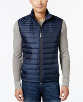 HUGO BOSS Green Men's Veon Quilted Vest