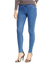 Hue Original Denim Leggings, A Macy's Exclusive