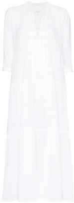 Honorine Giselle maxi dress