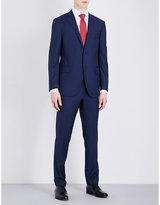 Corneliani Academy-fit Pinstripe Wool Suit