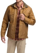 Filson Snap Front Shirt Jacket - Insulated (For Men)