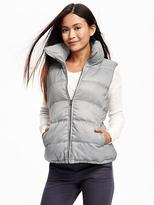 Old Navy Textured Frost Free Vest for Women