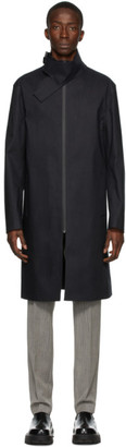 Alyx Black Mackintosh Edition Stazione Long Coat