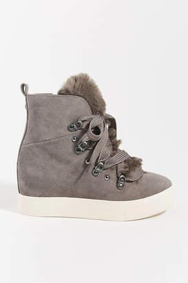 J/Slides Whitney Wedge Boots