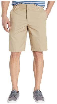 Dickies 11 Flat Front Active Waist Shorts Regular Fit (Dark Navy) Men's Shorts