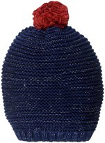 Egg by Susan Lazar Metnvy Pom Pom Hat - Multi - Large
