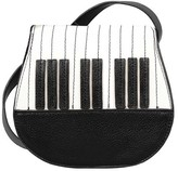 Mellow World Piano Saddle Crossbody Bag