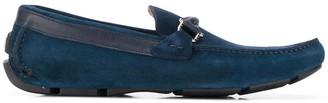 Baldinini Almond Toe Loafers