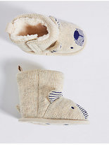 Marks and Spencer Baby Knitted Novelty Booties