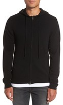 Paige Men's Cason Hooded Zip Sweater