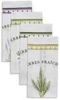 Sur La Table Floursack Kitchen Towels, Set of 4