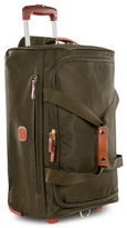 Bric's NEW X-Travel Olive Rolling Duffle Bag