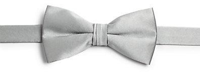 Saks Fifth Avenue Black Label Pre-Tied Silk Bow Tie