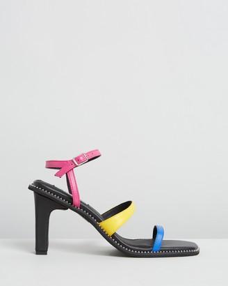 Caverley Halo Heels