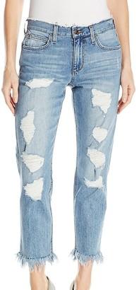 Joe's Jeans Women's Smith Midrise Straight Ankle Jean