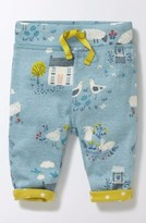 Toddler Girl's Mini Boden Supersoft Reversible Pants