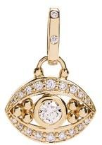 Temple St. Clair Women's Evil Eye Pave Diamond Pendant