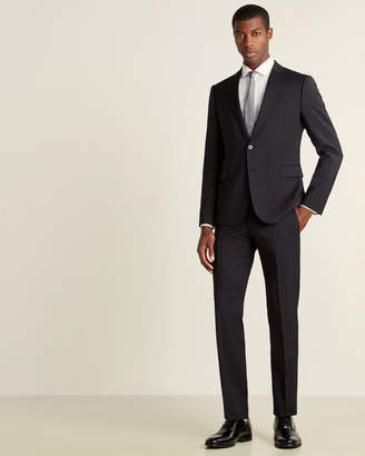Emporio Armani Two-Piece Night Wool Suit