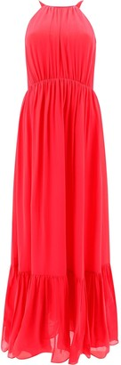 Zimmermann High Neck Maxi Dress