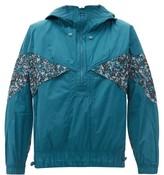 adidas by Stella McCartney Athletics Hooded Jacket - Womens - Blue