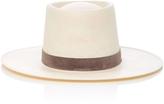 Janessa Leone Shea Woven Panama Hat