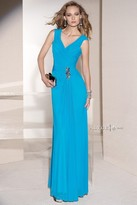 Alyce Paris Mother of the Bride - 29709 Dress in Turquoise