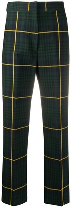 Tommy Hilfiger Checked Tailored Trousers