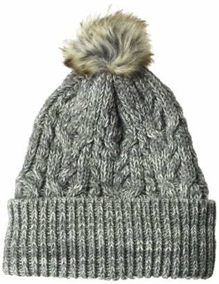 PJ Salvage Women's Cable Collection Beanie