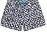 Paul Smith - Mid-Length Printed Swim Shorts