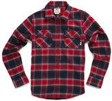 Vans Boys Banfield Flannel Shirt