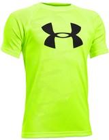 Under Armour Boys' Short Sleeve Logo Raglan Tee - Sizes S-XL