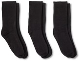 Merona Women's Crew Socks 3-Pack