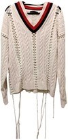 Alexander Wang Beige Cotton Knitwear for Women