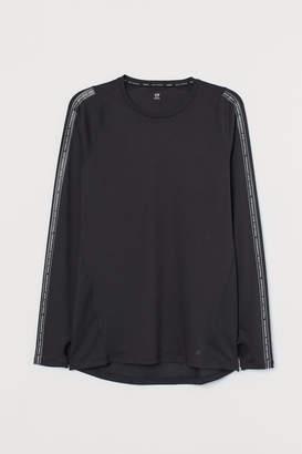 H&M Long-sleeved running top
