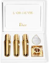 Christian Dior L'Or de Vie La Cure Vintage