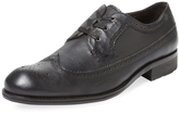 John Varvatos Men's Laceless Oxford